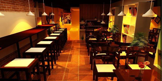 Thiết kế quán cafe đẹp2