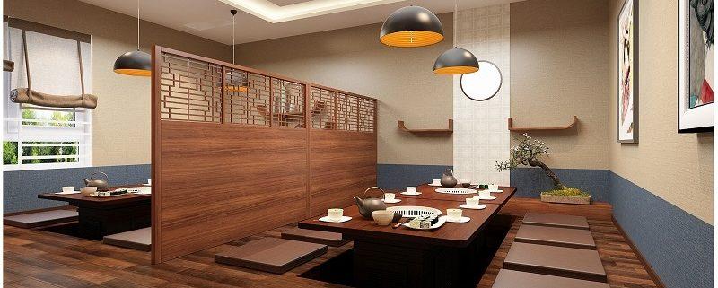 Thiết-kế-nhà-hàng-phong-cách-nhat-ban-1