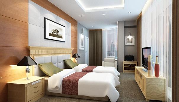Thiết kế nội thất khách sạn1